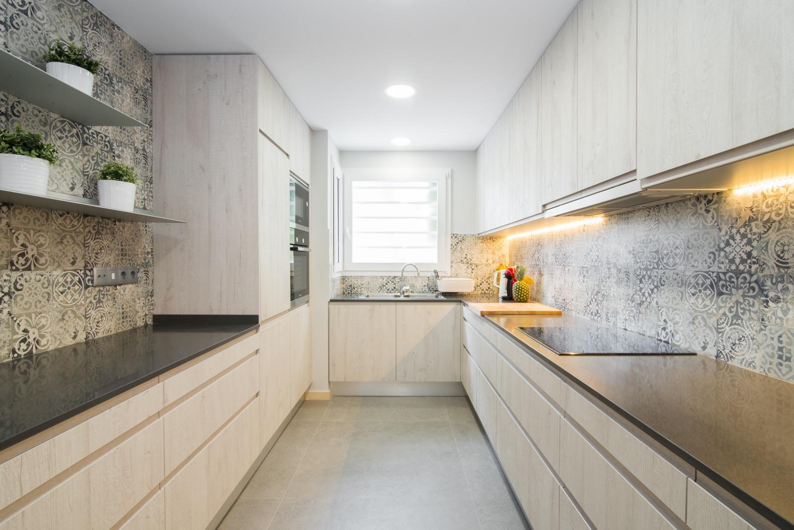 Reformas integrales de cocina en Barcelona