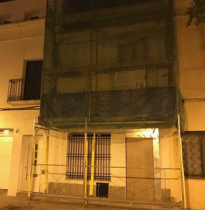 reformas fachadas Barcelona- Home Style1