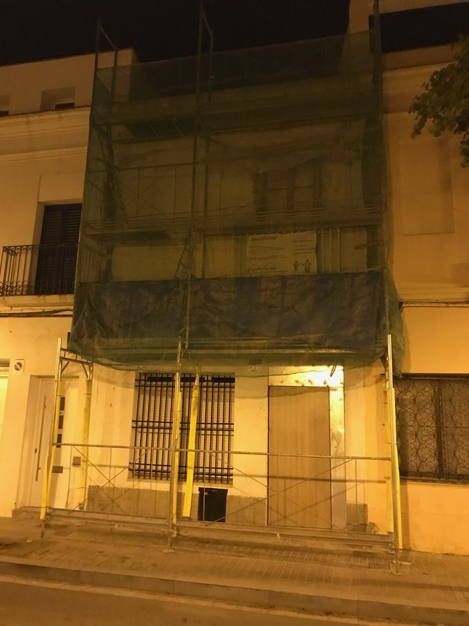 restauracion edificios