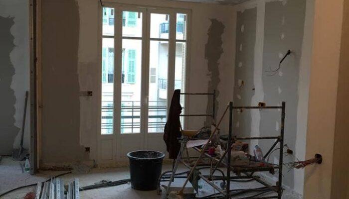 Reformas piso en Barcelona con pladur
