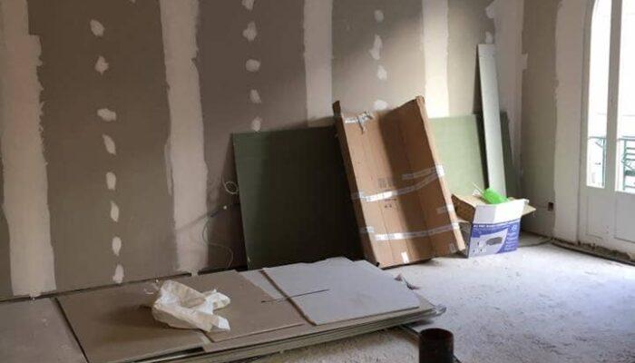 Refomas pisos pladur