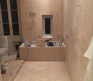 Reformas baño con bañera en Barcelona