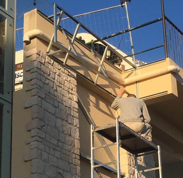 Rehabilitación de fachadas 1