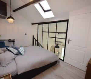 Reformas integrales de piso en Barcelona dormitorio