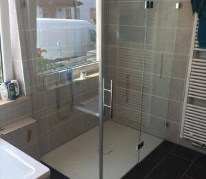 Cambiar Plato de ducha y mampara para ducha
