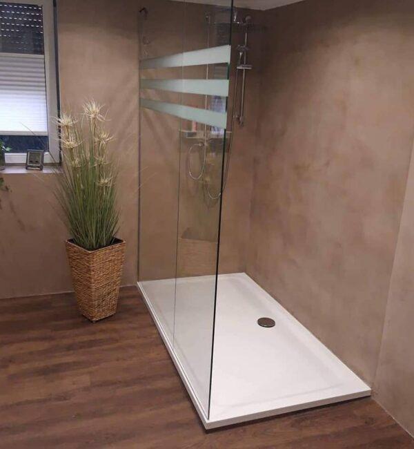 como hacer una bañera de obra en bano