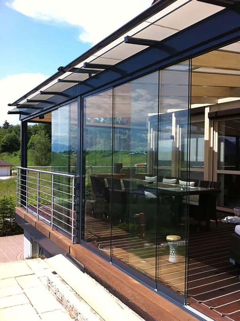 cerramientos de cristal para terrazas